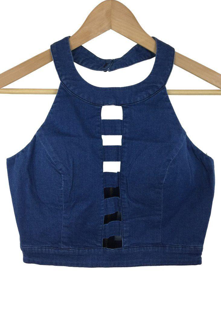 jessie crop top | Shopping | Pinterest | Jeans, Kleidung und Nähen