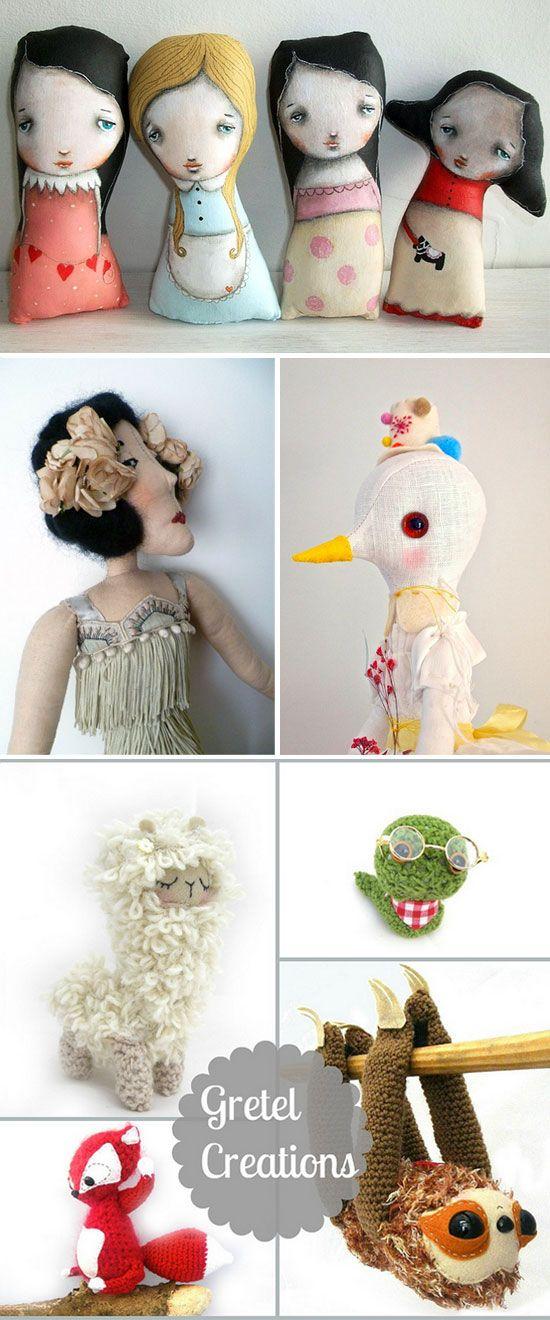 Dolls and characters to hug Imaginative Bloom group picks1  IB Flickr group picks: Imaginary eyes to hug