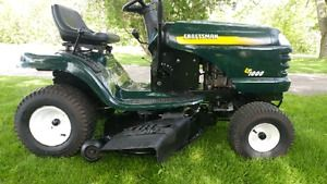 Craftsman Lt1000 Lawn Tractor Excellent Condition Riding Mower Riding Lawn Tractor