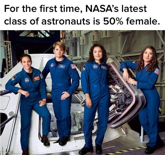 163db90cbe0c Would You Go to Mars  Meet the Four Women Astronauts Who Can t Wait to Go