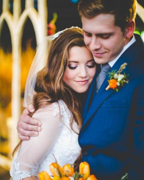 Love This Pic From The Forsyth Wedding Joy Duggar Wedding Duggar Wedding Duggar Girls