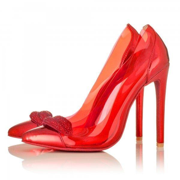 Kandee Cherry Lips She S A Boss Shoes Heels Y Fashion
