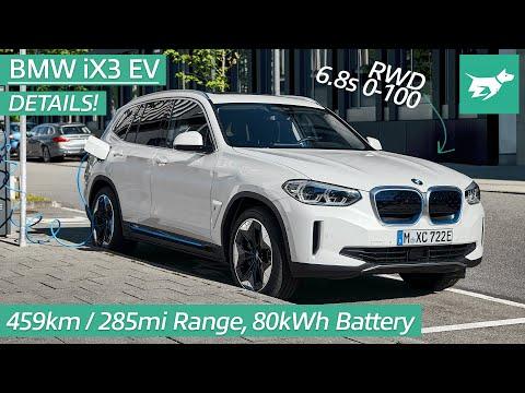 Bmw Ix3 2021 Electric Suv Bmw Ix3 2021 With A Range Of 520 Km The Third Generation Bmw X3 Went On Sale 2 Years Ago Initially The Manufactu In 2020 Bmw Suv Luxury Suv