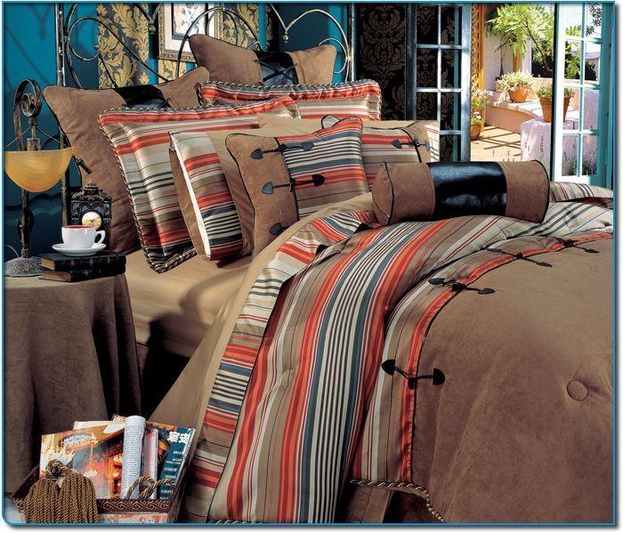 Hacienda King Comforter Sets Kathy Ireland Southwestern Luxury