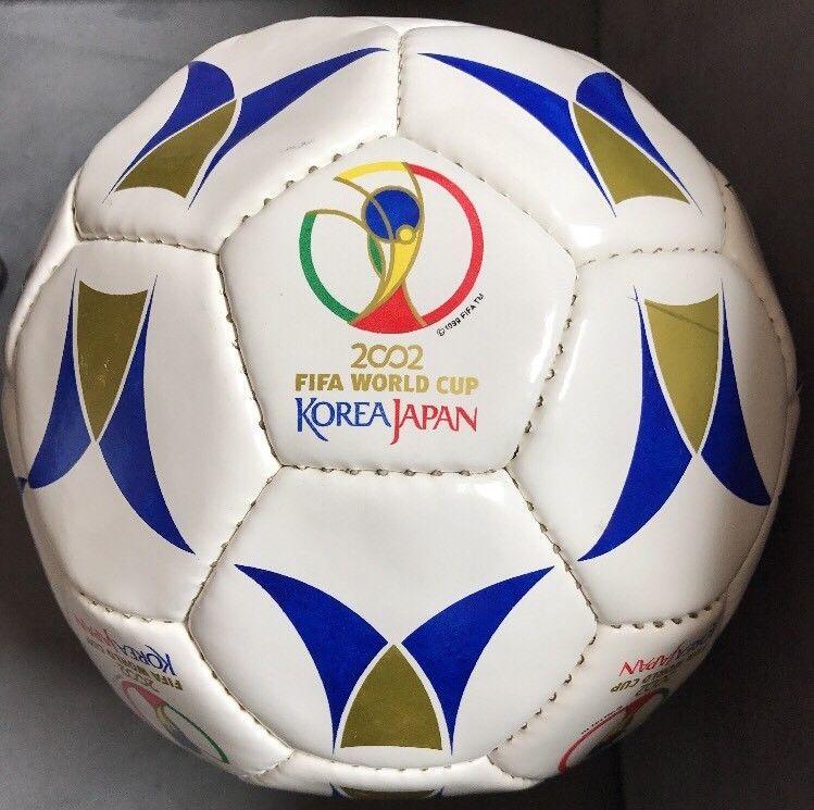 Memorial Ball 2002 Fifa World Cup Korea Japan Soccer Ball Rare Ebay