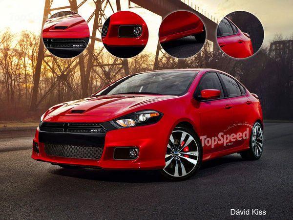 2017 Dodge Dart SRT4 Price and Specs  httpwwwcarspointscom