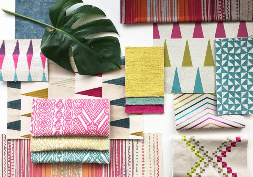 Telas para hacer cortinas cojines tapizar Villalba