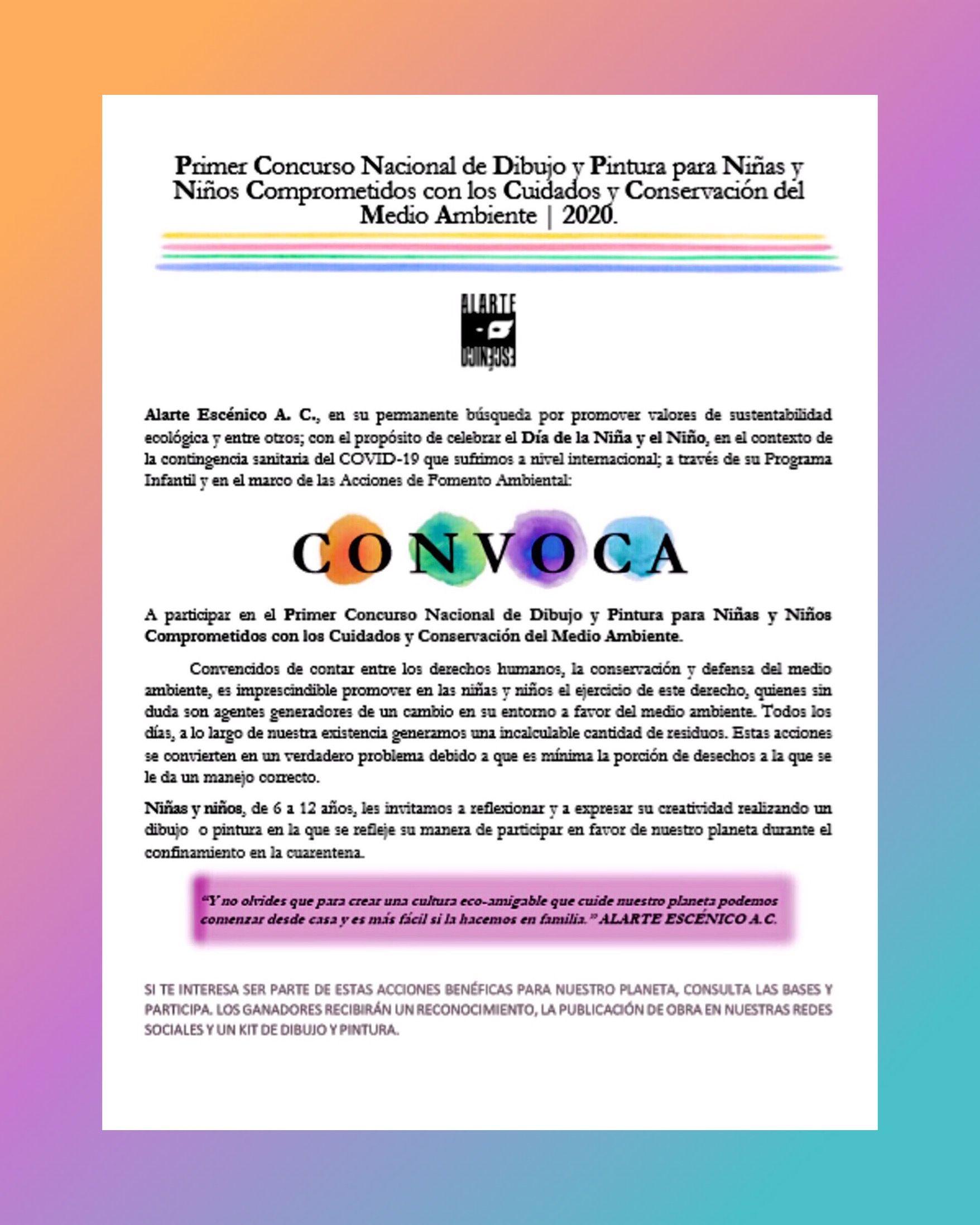 Primer Concurso Nacional De Dibujo Para Ninas Y Ninos Dibujos Para Ninos Pinturas Para Ninas Dia De Los Ninos