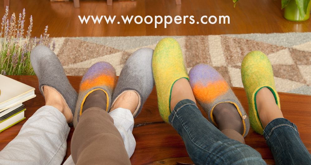 Happy in wooppers!