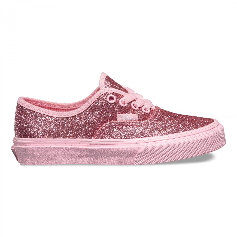 d1cb1a5bded13 Kids get the prettiest shoes. Vans Vans Kids Shimmer Authentic Shoes  (Shimmer)…