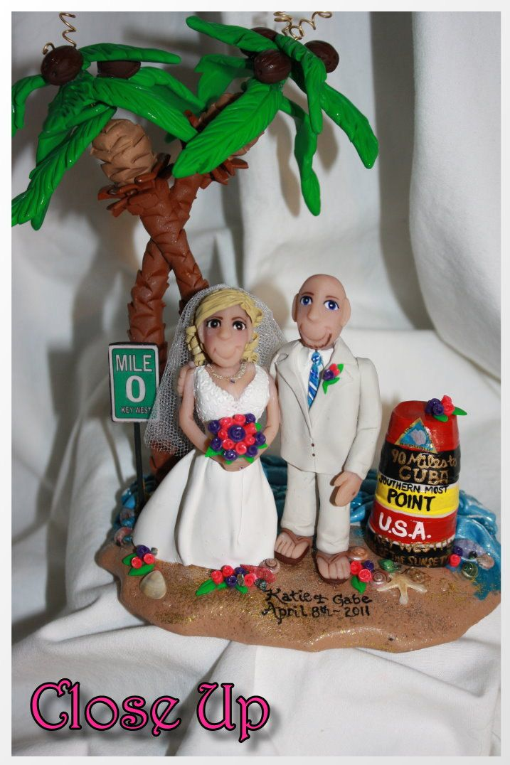 key west wedding cake toppers key west wedding cake topper much my wedding 16637