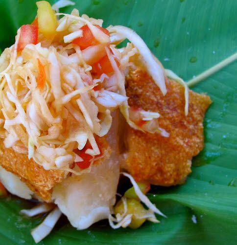 Nicaraguan Street Food Recipes