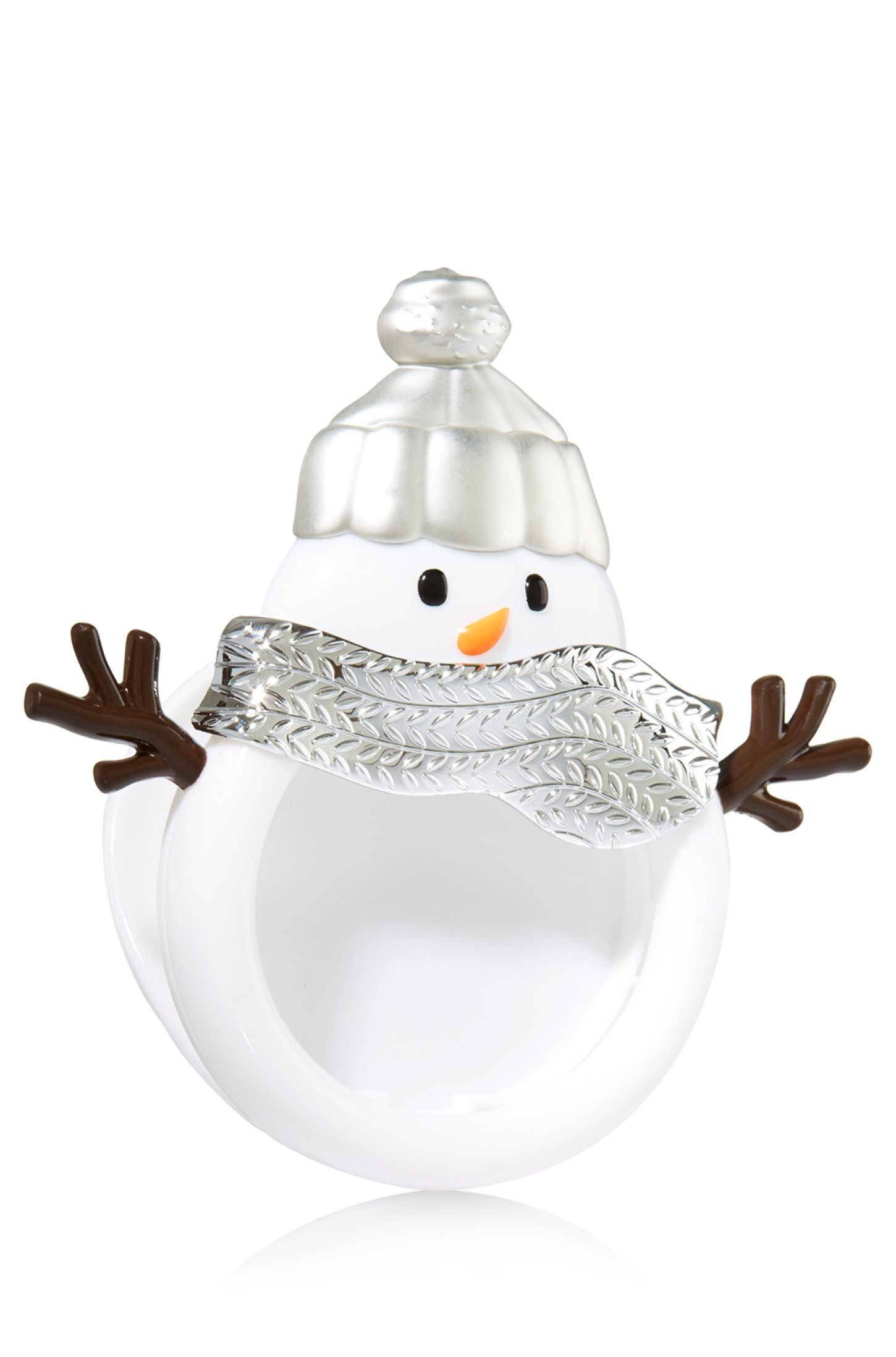 Whimsical Snowman Scentportable Holder Home Fragrance 1037181