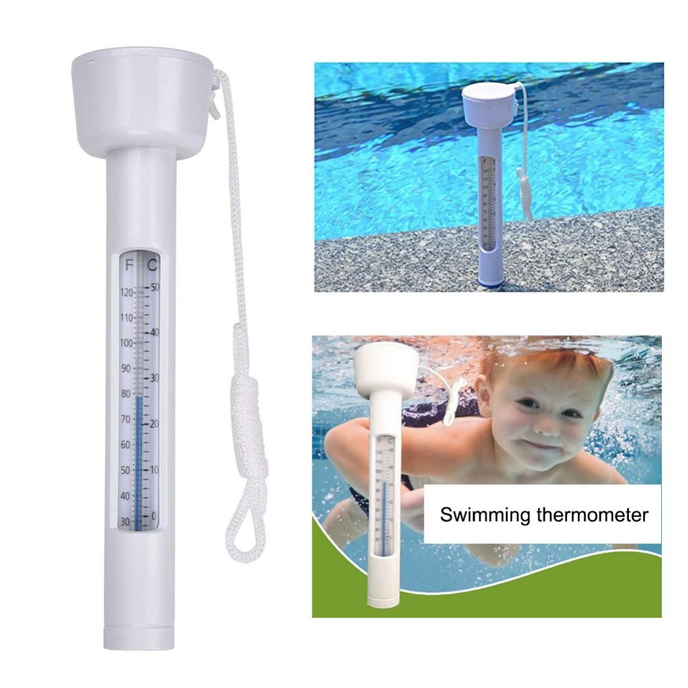 MrY Floating Swimming Pool Thermometer for Pools and Spas ...