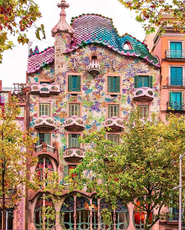 Instagram In 2020 Gaudi Casa Batlló Gaudi Barcelona