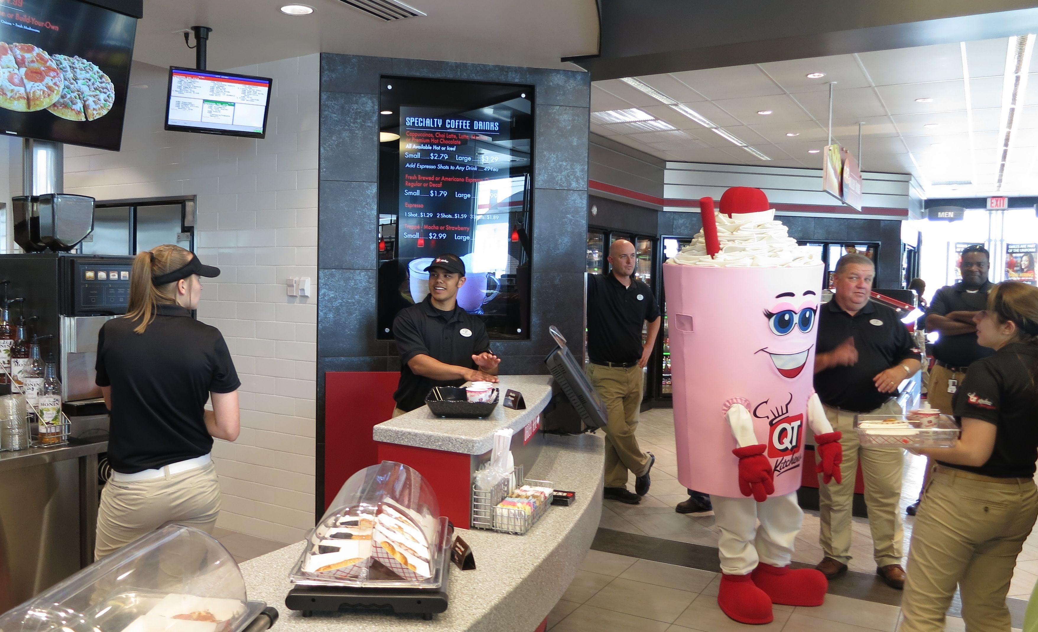 QT Kitchens QuikTrip at 37th St N and Rock Wichita KS