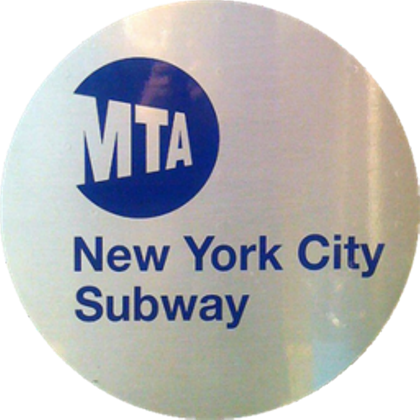 Image result for mta nyc transit logo transparent