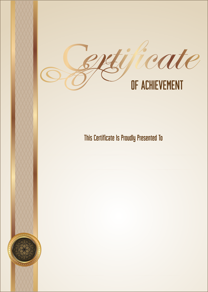 Empty Certificate Blank Png Image Things To Wear Pinterest