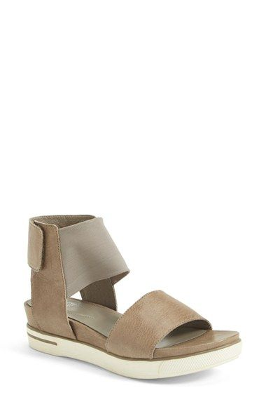 61be4d5ad4df Free shipping and returns on Eileen Fisher  Spree  Sport Sandal (Women) at  Nordstrom.com. Wide leather and elastic straps wrap a sporty-looking  platform ...