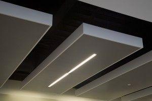 Image result for floating plasterboard ceiling panels ...