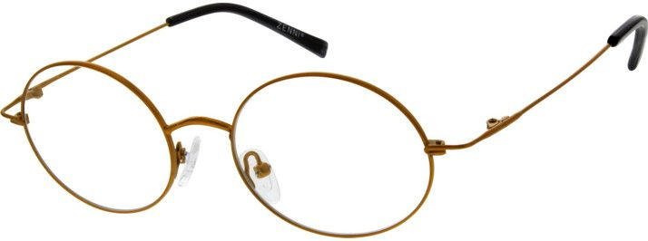 d4a05413bfd Baby Scully - Brown 1560 Metal Alloy Full-Rim Frame