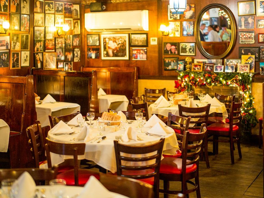 12 Truly Old School Red Sauce Italian Joints In Nyc