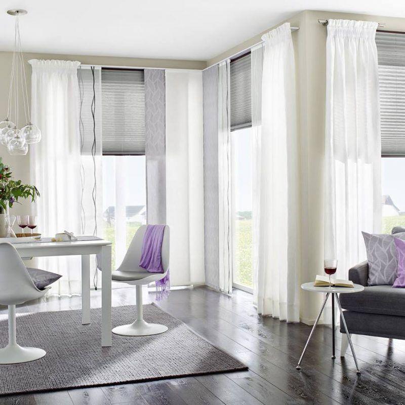 Gardinen Dekorationsvorschläge für ein stilvolles Ambiente ...