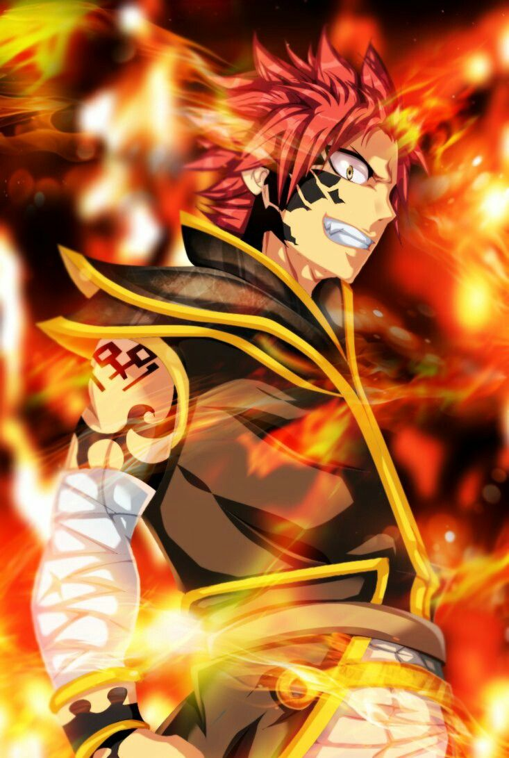 Natsu Dragneel (E.N.D) | Animes | Natsu Fairy Tail, Fairy ...