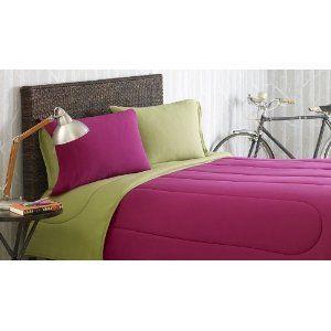Columbia Jersey Comforter Set  Only 1 left in stock @Amazon