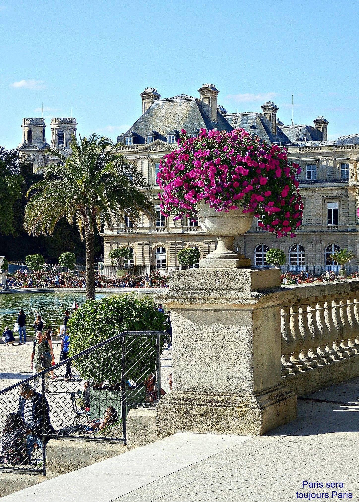 le jardin du luxembourg 6e arrondissement de paris - Le Jardin Du Luxembourg