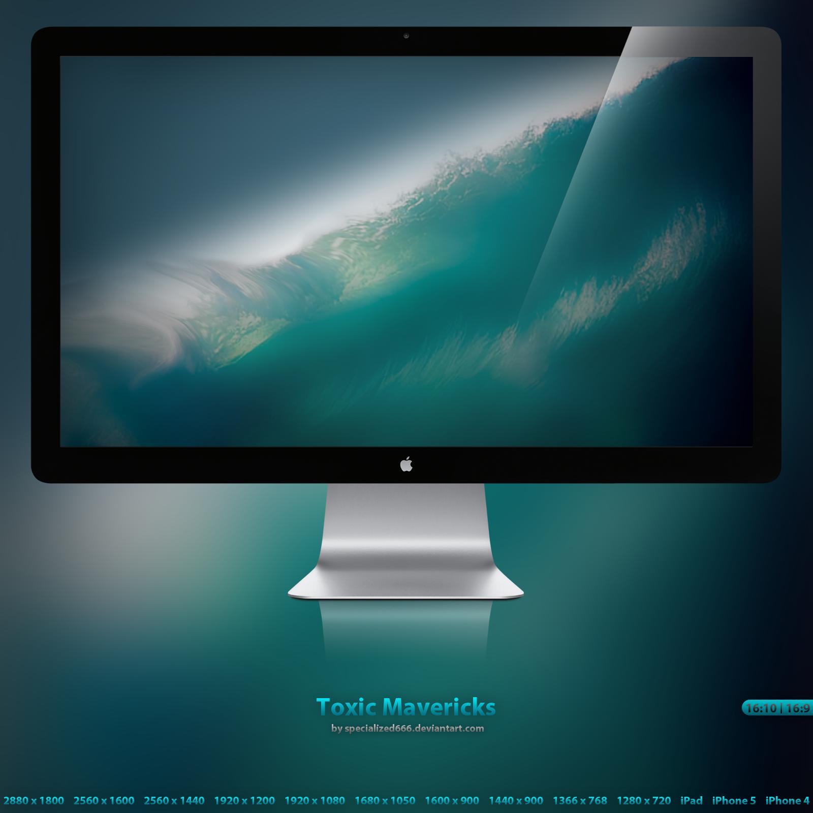 Mac Os X Mavericks Wallpapers