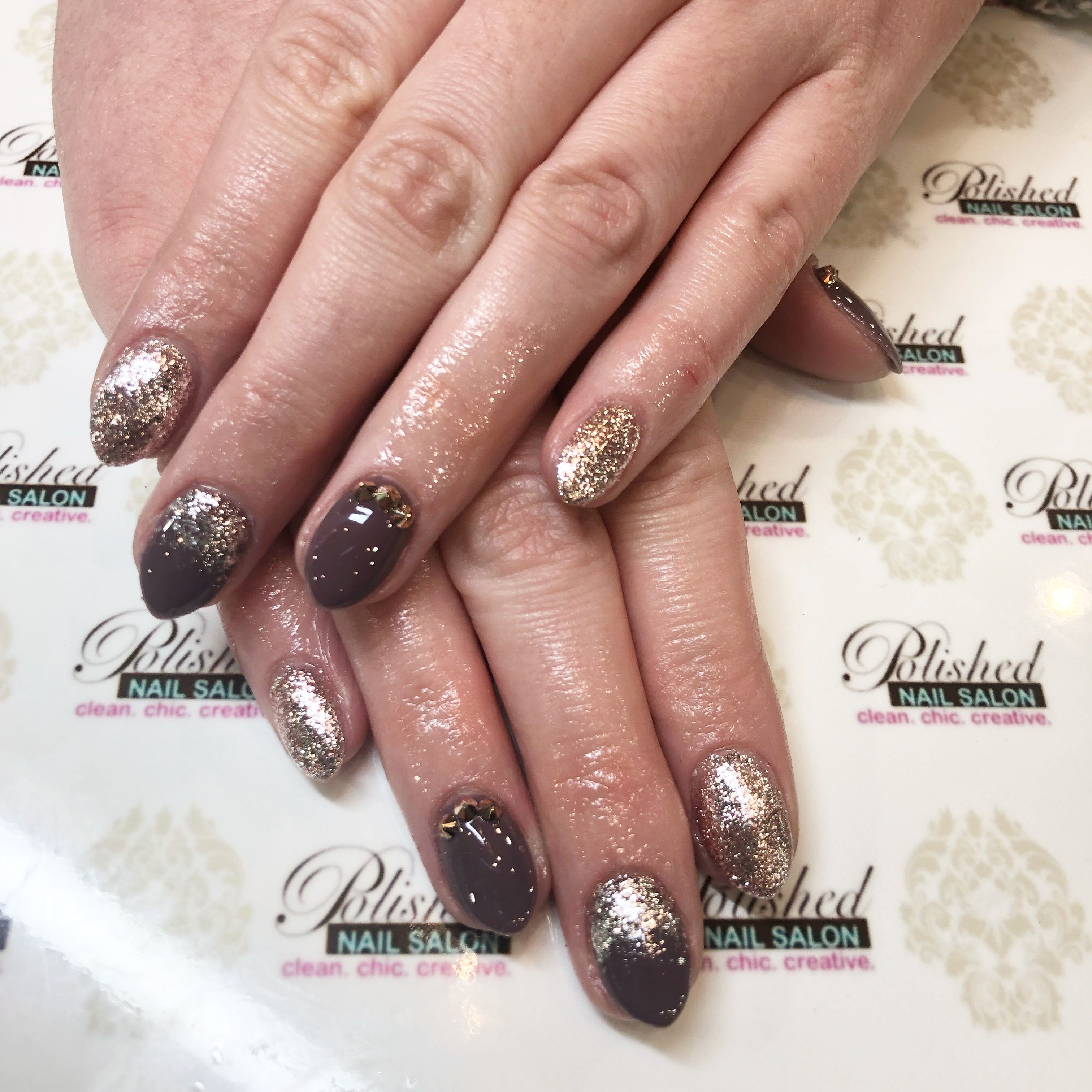 Be chic and sassy with short nails! #bePolished #beYourBest ...