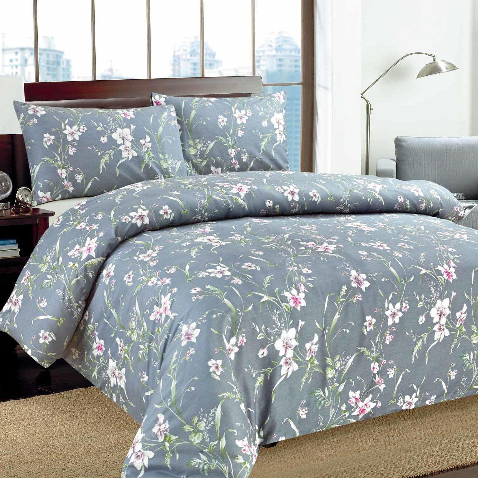 Cherry Blossom Duvet Cover Set Duvet cover sets, Duvet