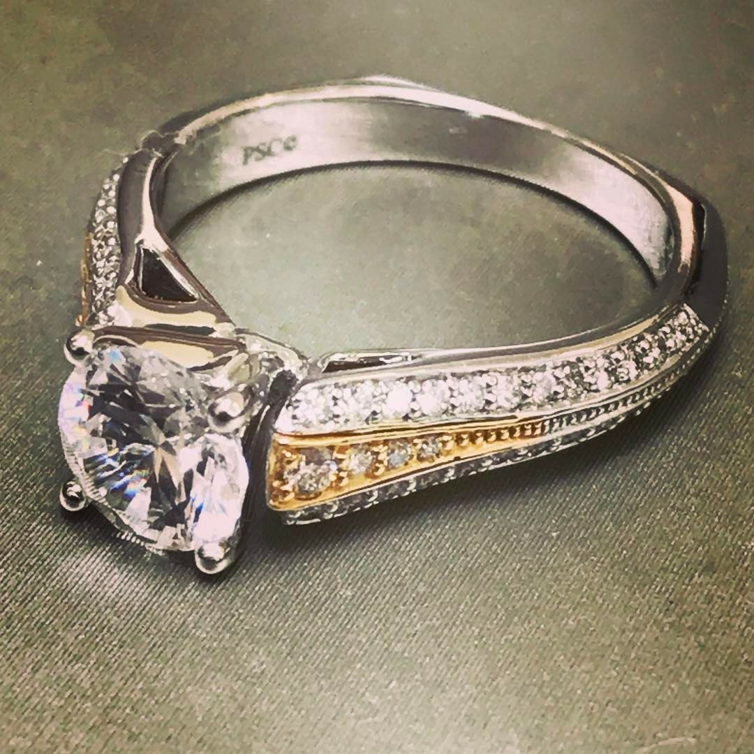 """""""Those who don't believe in magic, will never find it""""  #styles WS401YWD2 #peterstormjewelry #monday #morning #diamonds #ring #blessed #dream #fiance #bridetobe #groom #shesaidyes #yellow #weddinginspo #amazing #bae #best #creative #design #dreams #engagementring #goals #gift #gold #platinum #happiness #iphonesia #instalike #instagood #instadaily #instagram #mrandmrs #memories #pictures #platinum #magic #marriage #anniversary #proposal #howheasked"""