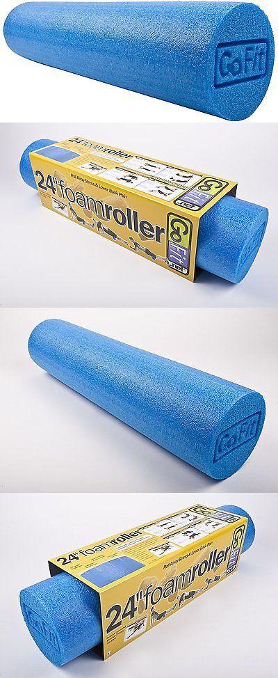 Foam Rollers  Gofit Inch Gofit Foam Roller With Training