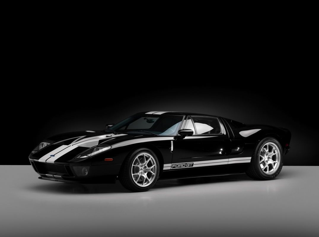 Ford Gt Is Up For Auction The St Ever Whatever The Price