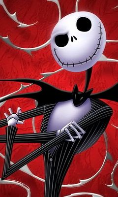 Download 240x400 «The Nightmare Before Christmas, Jack ...