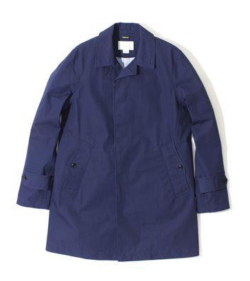 GORE-TEX® Soutien Collar Coat - nanamica