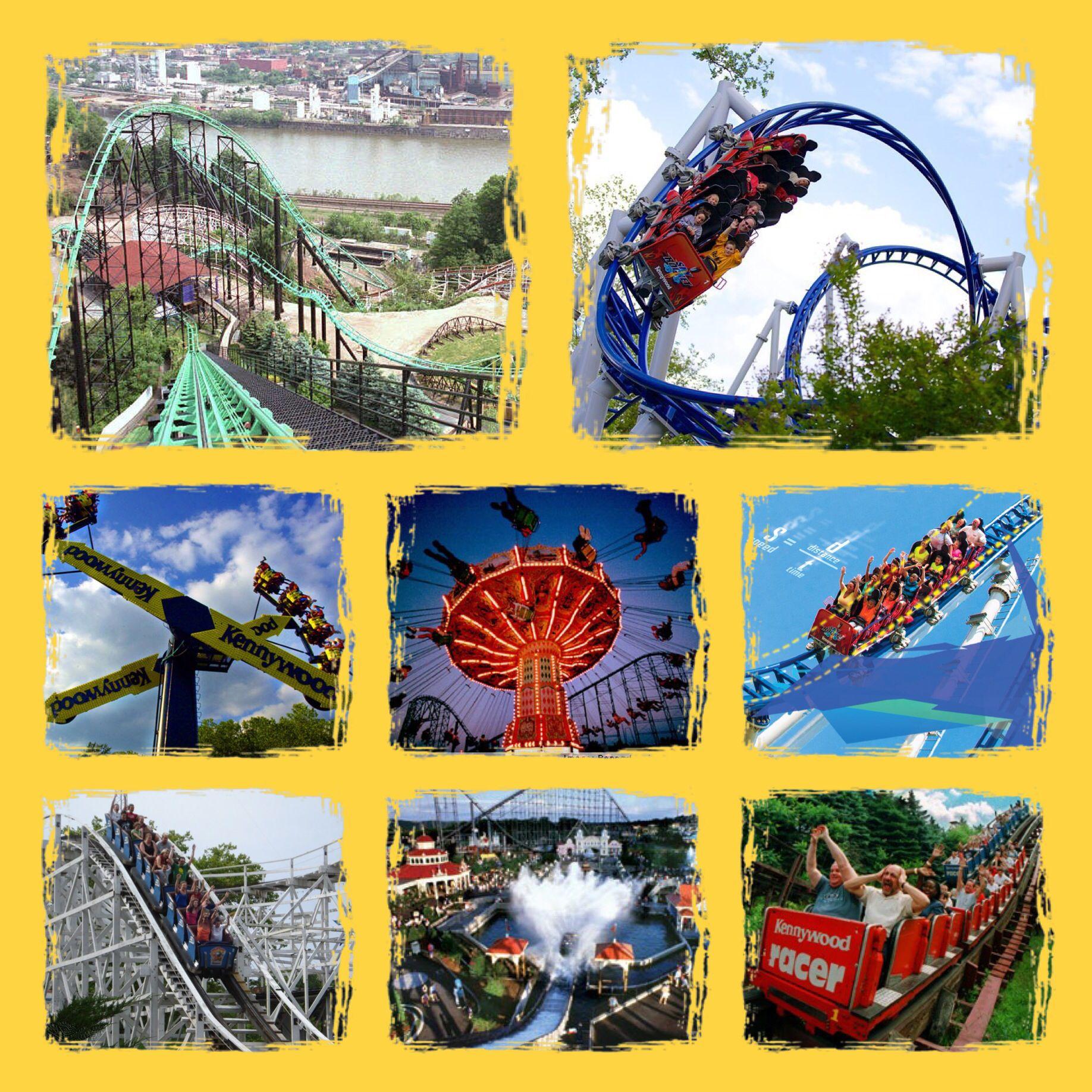 Amusement Park, Summer Fun, Amusement