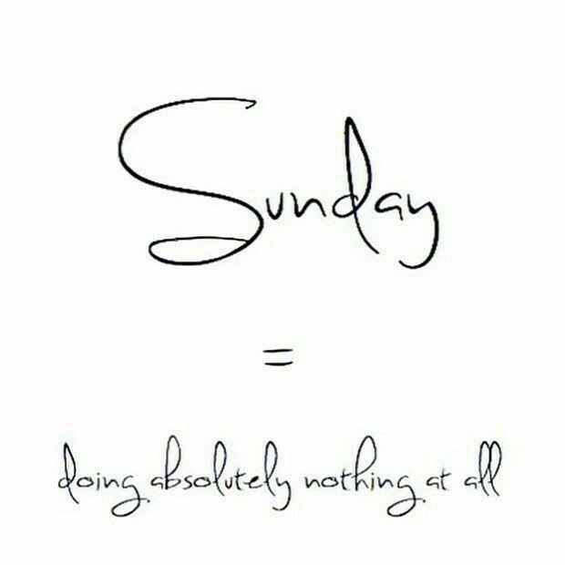 Easy Like Sunday Mornings Sunday quotes Sunday