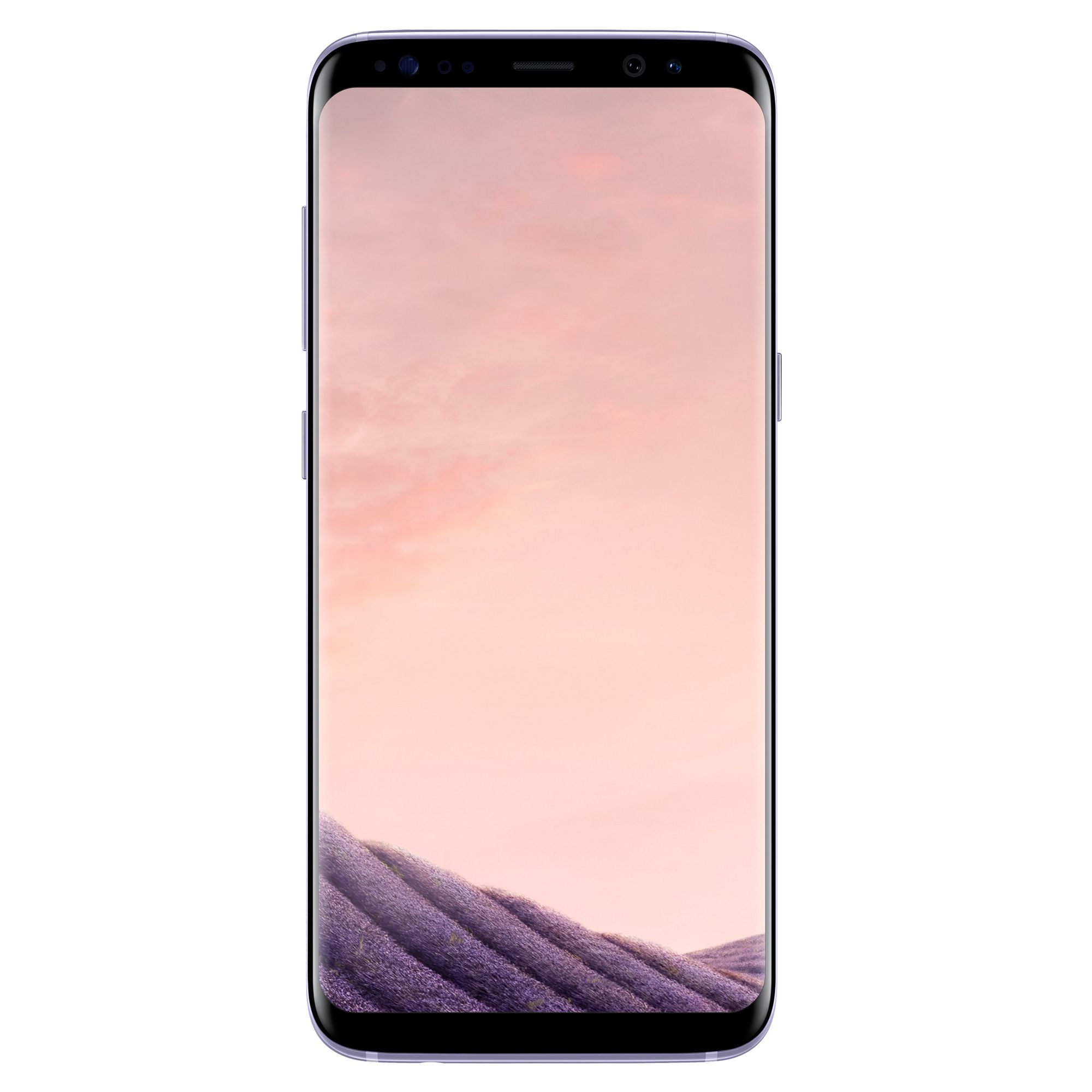 "notebooksbilliger ""Samsung Galaxy S8 Orchid Grey Vodafone [14 7cm 5 8"
