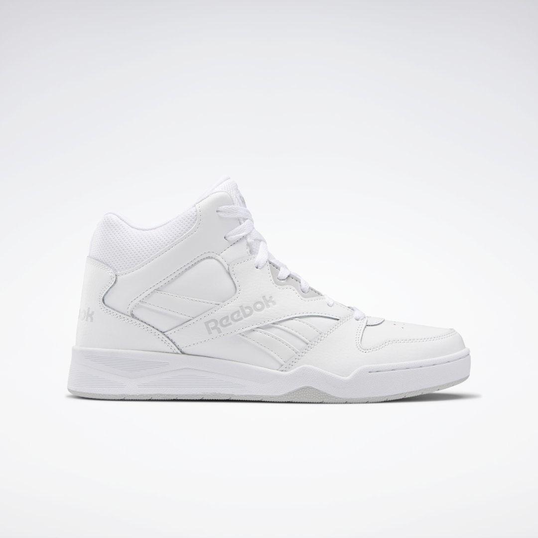 Reebok Men's Royal BB 4500 Hi 2 Basketball Shoes in White
