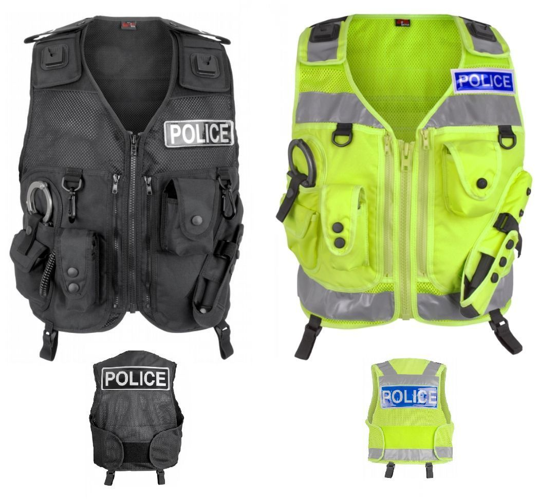 Niton Equipment Police Patrol Bag Police//Military//Cadet//Security//Prison