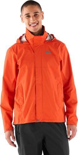 2682feb724 Rainier Rain Jacket - Men's   Products   Mens rain jacket, Rain ...