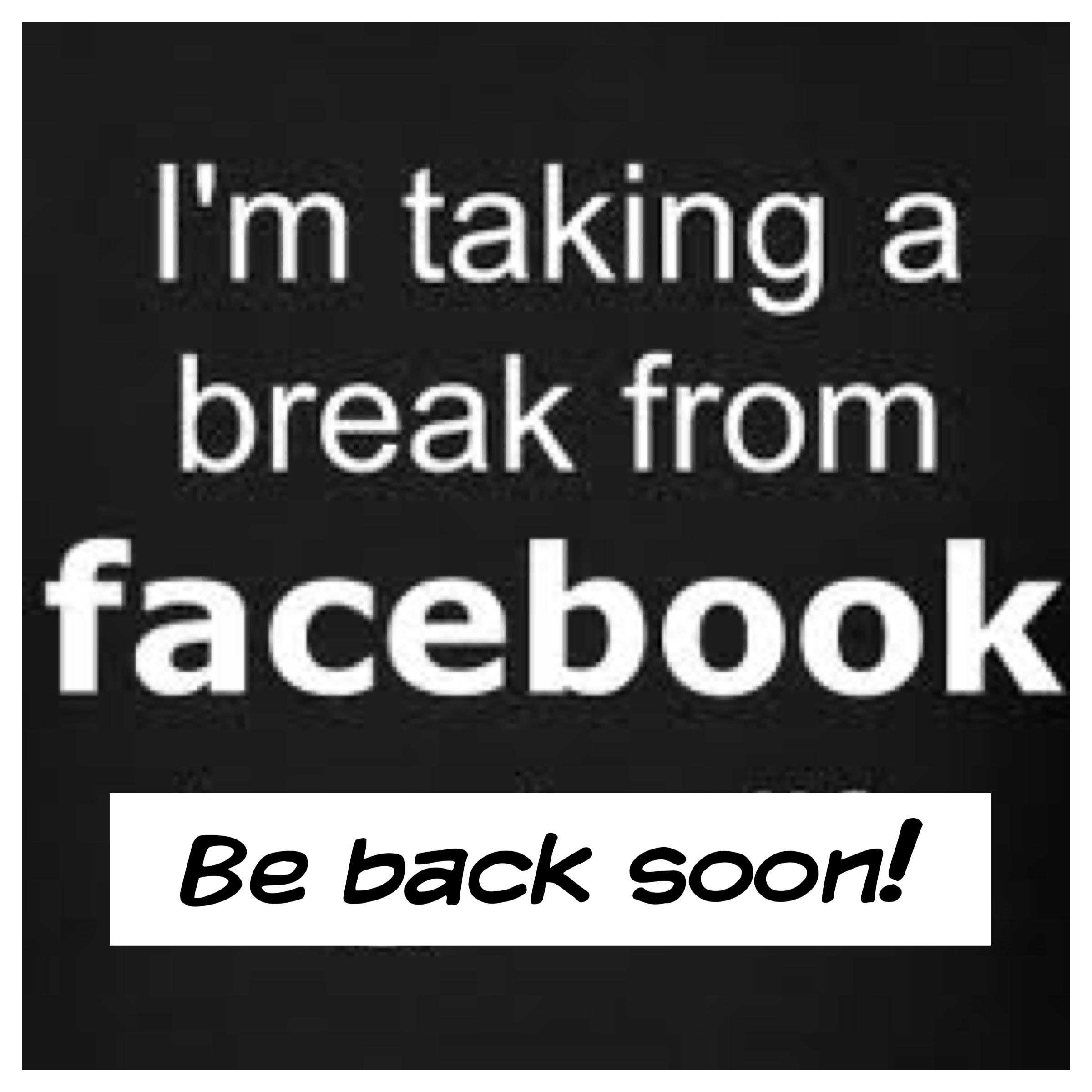 Funny facebook quotes status updates profile pics - Once A Year Go On A 30 Day Facebook Fast Make This Your Profile Picture