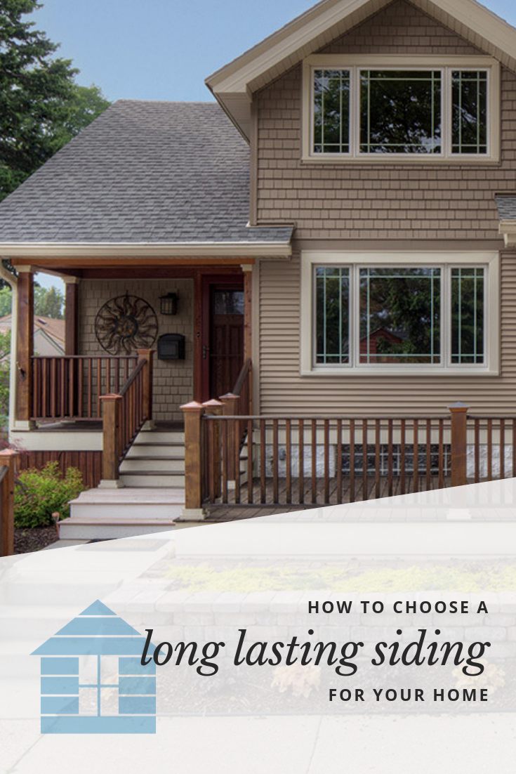 How To Choose Long Lasting Durable Siding For Your Home Quality Exterior Renovation And Home Remodel Exterior Renovation House Siding Options Siding Options