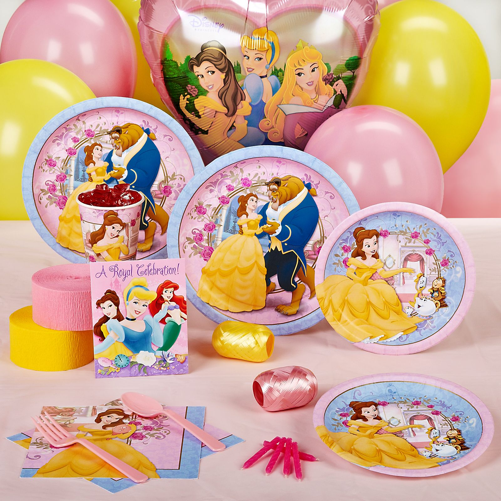 Decoration Stuff For Party Beauty And The Beast Party Beauty And The Beast Party