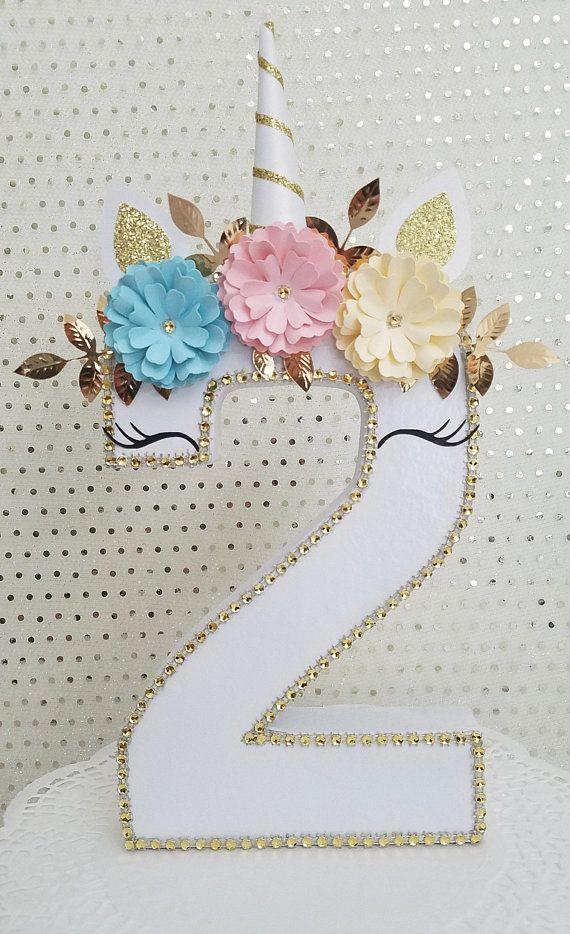 Number 2 Birthday Decorations