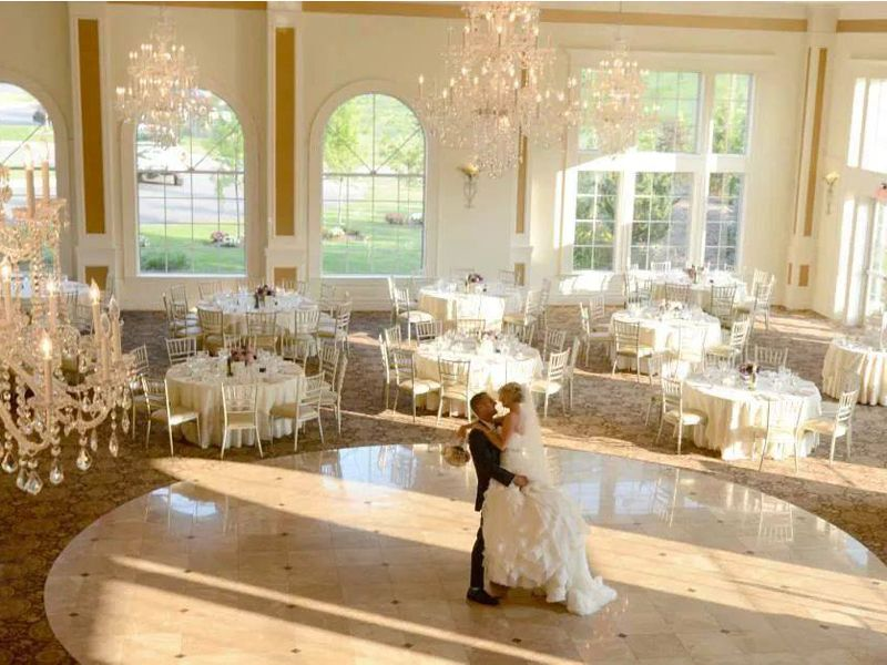 Aria Wedding Banquet Facility In Prospect Connecticut