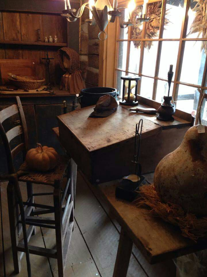 autumn cabin autumn cabin pinterest primitives cabin and autumn